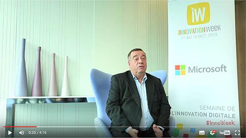 Cloud et sécurité: le point de vue de notre partenaire stratégique Microsoft